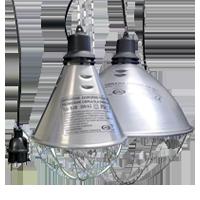 Oprawy lamp napromiennikowych